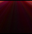dark ray light background design vector image vector image