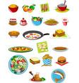 food vector image