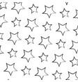 grunge light star art design background vector image vector image