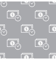 Buck seamless pattern vector image vector image