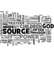 are you hooked to the power source text word vector image vector image