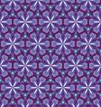 pattern violet vector image