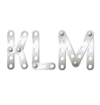 KLM vector image vector image