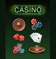 Casino gambling attributes