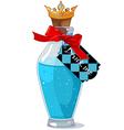Drink me bottle vector image vector image