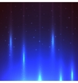 Star night background vector image vector image