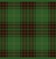 black and green tartan plaid scottish pattern vector image vector image