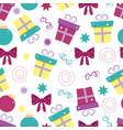 happy new year 18-01 vector image vector image