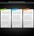 style banner vector image vector image