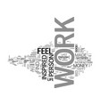 Are you inspired in your work text word cloud