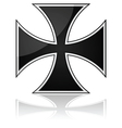 Iron cross vector | Price: 1 Credit (USD $1)