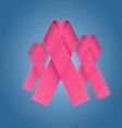 modern breast cancer awareness month vector image vector image