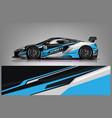 sport car racing wrap design design