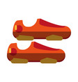 exercise shoes icon image vector image vector image