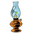 lamp1 vector image