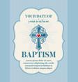postcard christian baptism