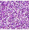purple seamless diagonal square pattern vector image vector image
