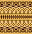 ethnic texture vector image vector image