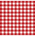 Table Cloth Pattern vector image