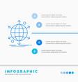 business international net network web vector image vector image