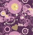 dare to dream seamless pattern vector image vector image