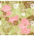 Elegant seamless floral pattern vector | Price: 1 Credit (USD $1)