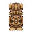 ethnic idol icon cartoon style vector image