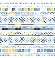 Ikat geometric stripe pattern tribal ethnic theme