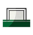 soccer or football related icon imag vector image