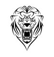 lion 4 vector image vector image