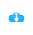 Sky podcast logo icon design
