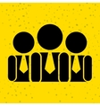 businessman icon design vector image
