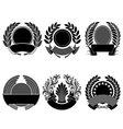 Crest set vector | Price: 1 Credit (USD $1)