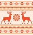 Winter Ornament vector image vector image