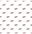 Children machine pattern cartoon style vector image