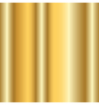 Gold texture vertical 2 vector image vector image