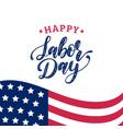 Labor day greeting or invitation card