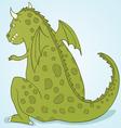 Wild Dragon vector image vector image