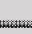 Classic pixel dither pattern gradient retro design