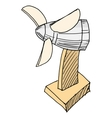 Fan vector | Price: 1 Credit (USD $1)