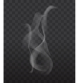 New smoke sign vector image