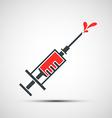 vaccine Stock vector image