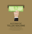 Automatic Teller Machine vector image