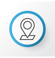 check in icon symbol premium quality isolated vector image vector image