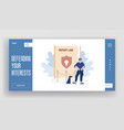patent law and authorship protection website vector image vector image