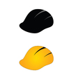 construction tin hat vector image