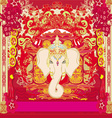 Creative of Hindu Lord Ganesha