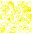 lemon stamp seamless background juice vector image vector image