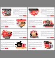 buy now on discount shopping and store sale vector image vector image