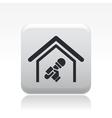 karaoke icon vector image vector image